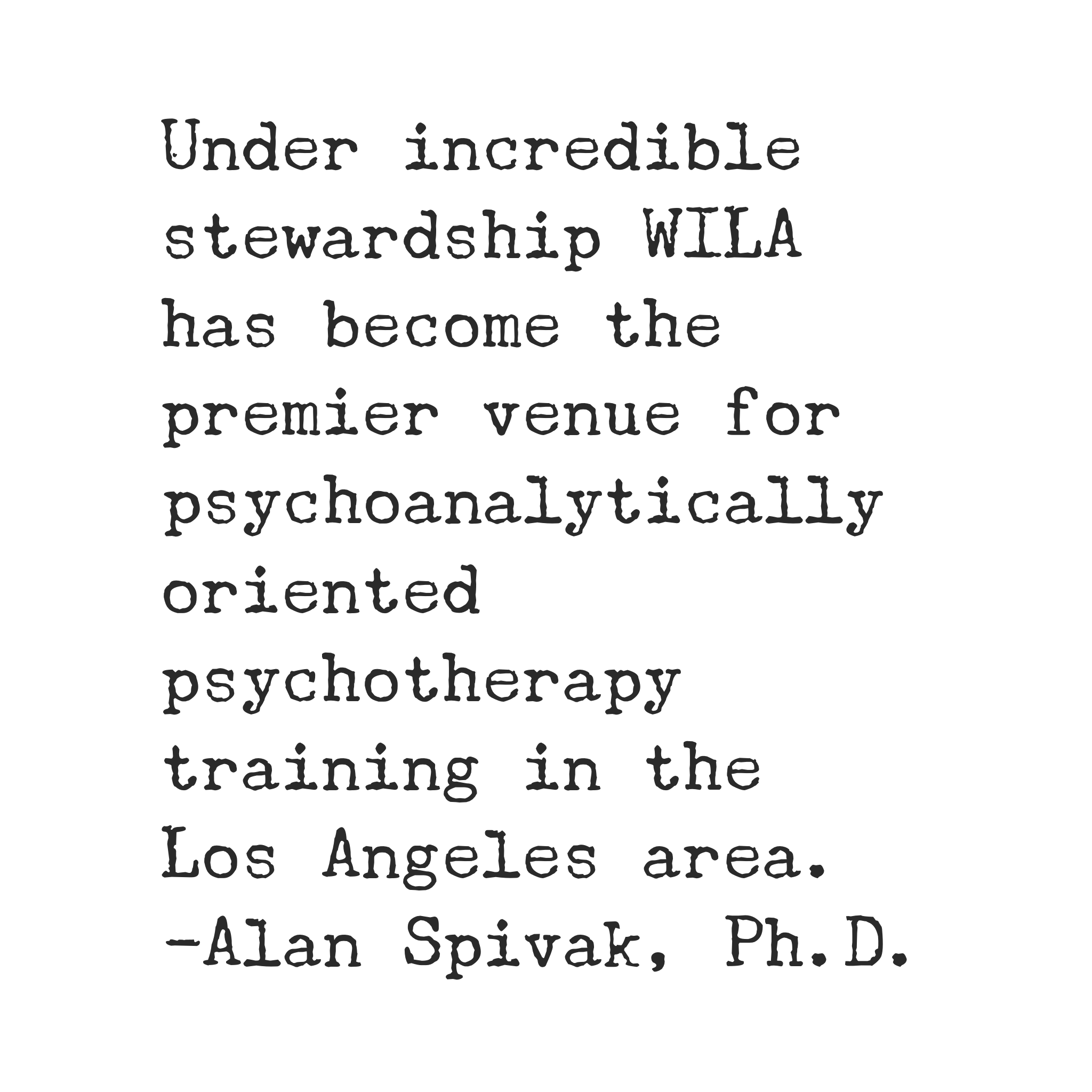 Wright Institute Los Angeles (WILA) Reviews